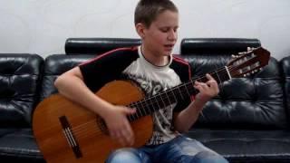 Баста - Выпускной (cover version)