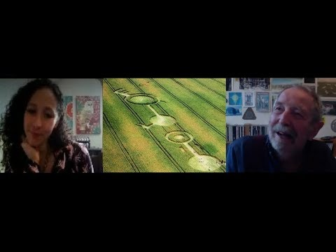Crop Circle Expert Michael Glickman – The Weird UFO Show Ep.5
