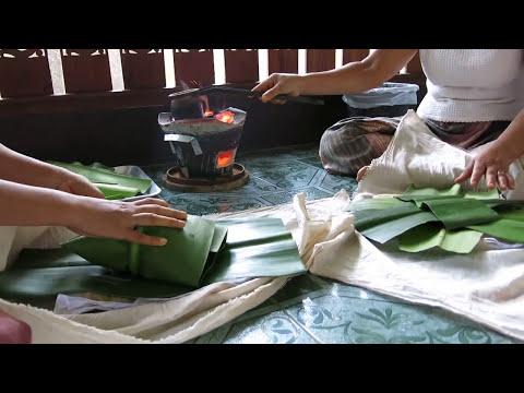 Abdominal Massage Herbal Packs