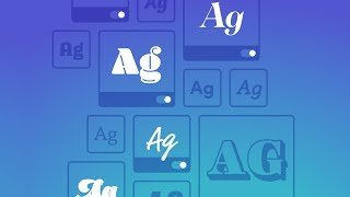 Access 13000+ Fonts with Adobe Fonts!
