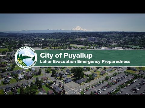 2019 Evacuation Exercise   Puyallup, WA