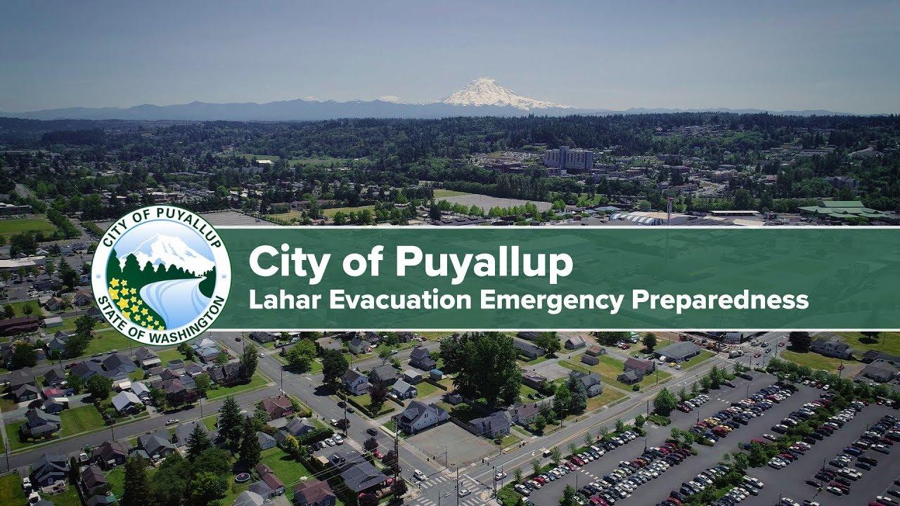 2019 Evacuation Exercise | Puyallup, WA