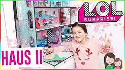 L.O.L. Surprise Haus - Teil 2 des Monster Unboxings 🎁 Alles Ava