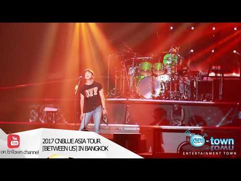 170813 - 2017 CNBLUE ASIA TOUR [BETWEEN US] in Bangkok