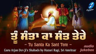 Tu Santa Ka Sant Tere - Waheguru Simran | Shabad Gurbani Kirtan | Hazoori Ragi Sri Amritsar Live