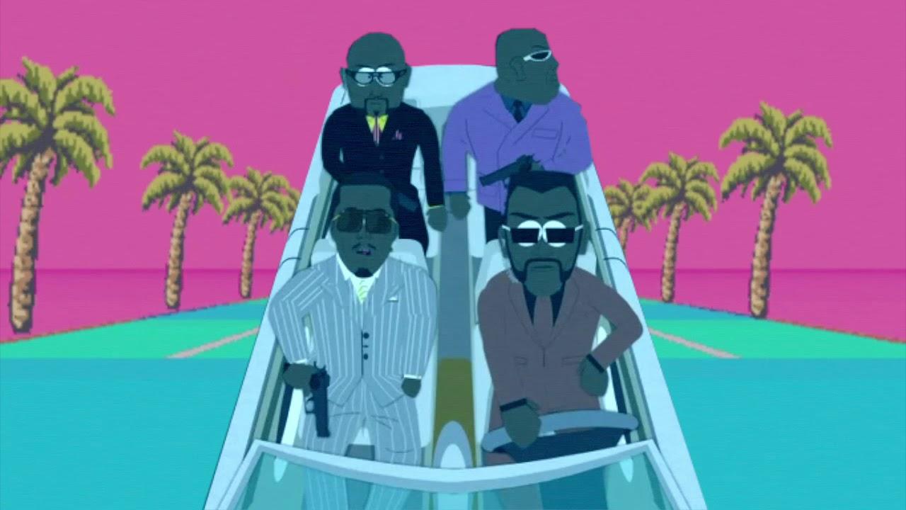 GANGSTA - 50 Cent, Dr. Dre, Snoop Dog (Lo-fi mix)