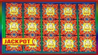 ** SUPER JACKPOT HANDPAY ON NEW GAME  ** DUO FU DUO CAI ** SLOT LOVER **