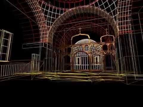 St Nicholas Russian Orthodox Church 3D(interior) Palm Coast