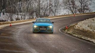 """Ааааа!!!!"": прощальный тест Audi RS 5 / Ауди РС5"