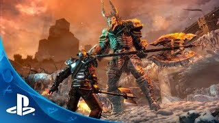 Bound by Flame - Combat Trailer