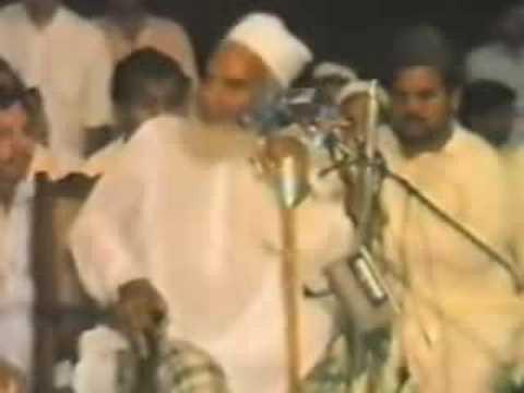 Qari Haneef Multani - Seeratun-Nabi (pbuh) Urdu bayaan RARE