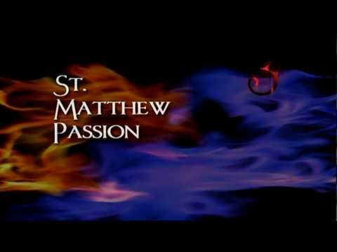 OBF 2012: St. Matthew Passion