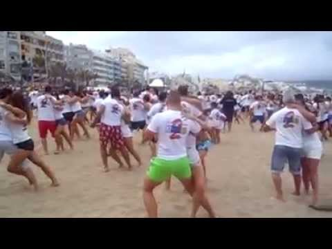 All of me Flash Mob