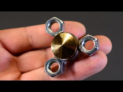 DIY Epoxy Glue Fid Spinner