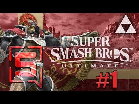 Super Smash Bros. Ultimate - Stream VOD #1 thumbnail