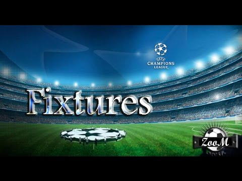 UEFA Champions League - Schedule, Fixtures, Matchday 9, Group Stage 14/09/16 HD