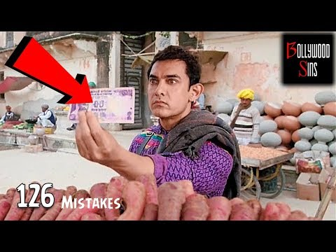 Thumbnail: [PWW] Plenty Wrong With PK Movie (126 MISTAKES) | Bollywood Sins #13