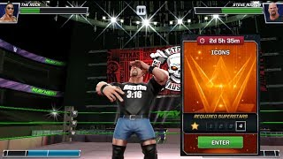 WWE Mayhem - ICONS(4 star) Event