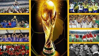 Video List of Countries World Cup Winners From 1930 To Now download MP3, 3GP, MP4, WEBM, AVI, FLV Juli 2018