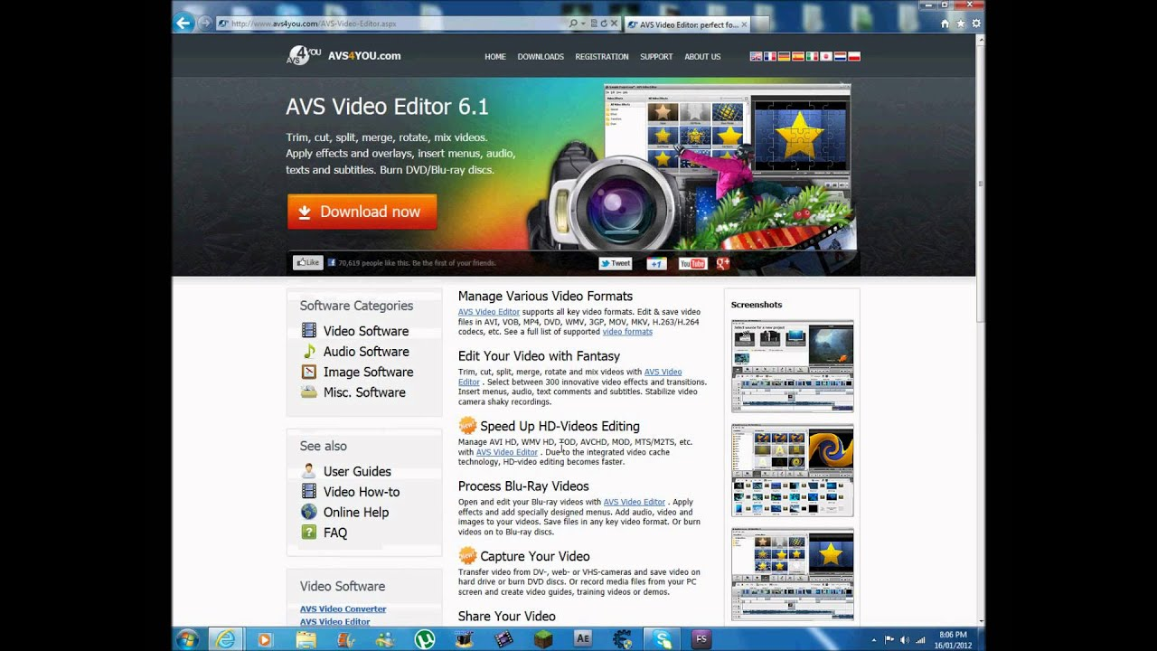 avs4you youtube downloader