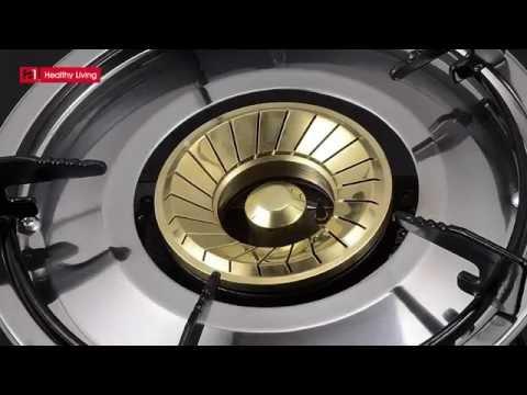 Aardee Gas table FFD video