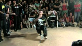 Zyskill - On the Run (Flava Dance Magazine/Funk Rockass) B-boy Trailer