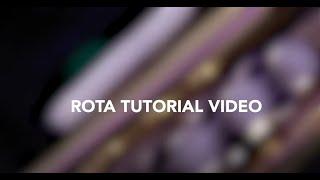 Rota by Voda Tutorial