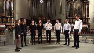 Ensemble Noctuor - Tombe la neige (Jean-Marie Kolly)
