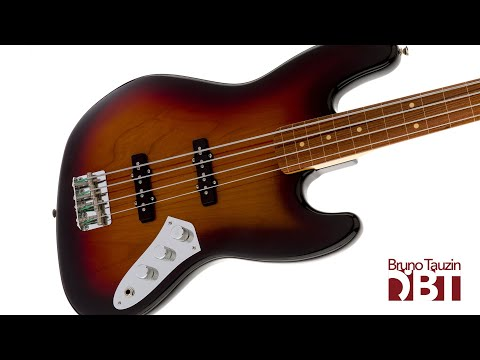 Fender Jazz Bass Fretless Jaco Pastorius ? Test Complet