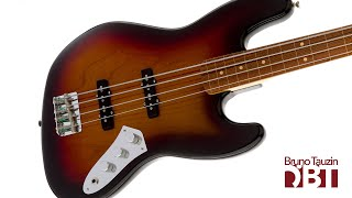Fender Jazz Bass Fretless Jaco Pastorius Test Complet
