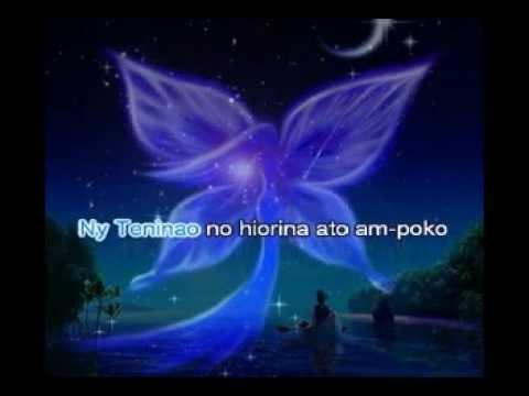 HAVAOZIKO NY FOKO (KARAOKE)--Tanora Masina Itaosy
