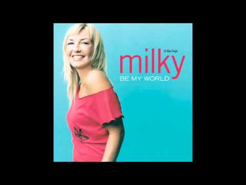 Milky - Be My World (my extended remix) Italo Disco