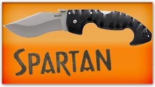 Огляд ножі Cold Steel Spartan