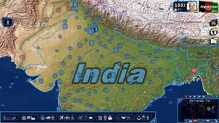 Geopolitical Simulator 4:  2018 - All Roads Lead to Delhi Ep. 49 - Laying Ground in Uzbekistan