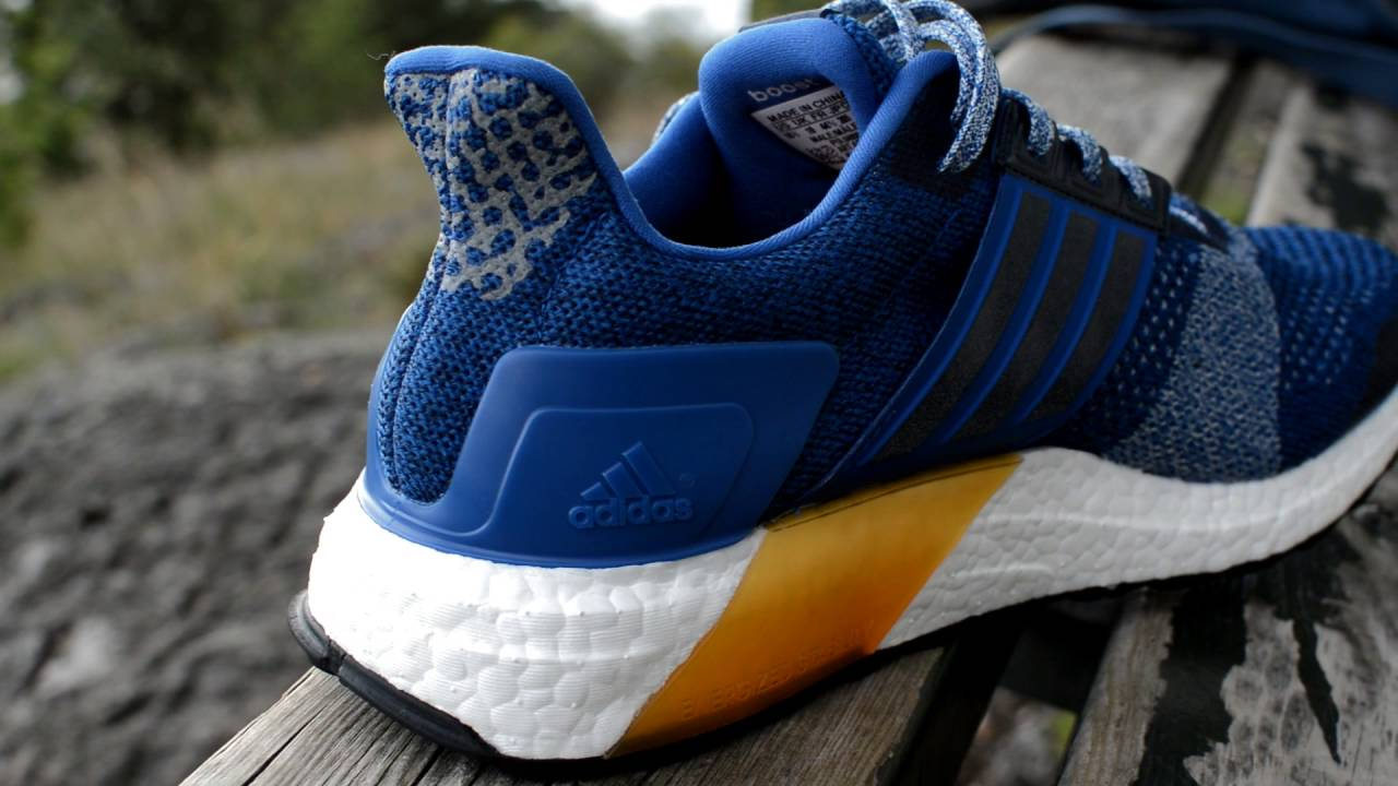 257b07ae051 Adidas Ultra Boost ST Review! - YouTube