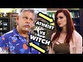 Atheist VS Witchcraft