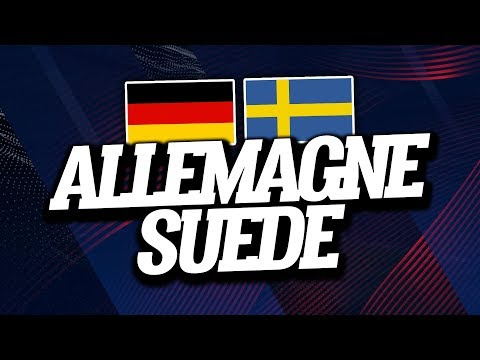 🔴 DIRECT / LIVE : ALLEMAGNE - SUEDE // Club House