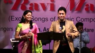 Alok Katdare and Sangeeta Melekar ...  C A T Cat Mane Billi  & Hum To Mohabbat Karega