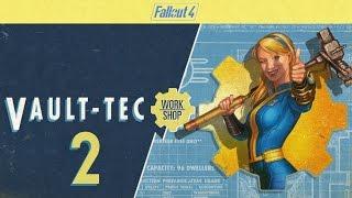 FALLOUT 4 (Vault-Tec Workshop) #2 : Death by Settlement