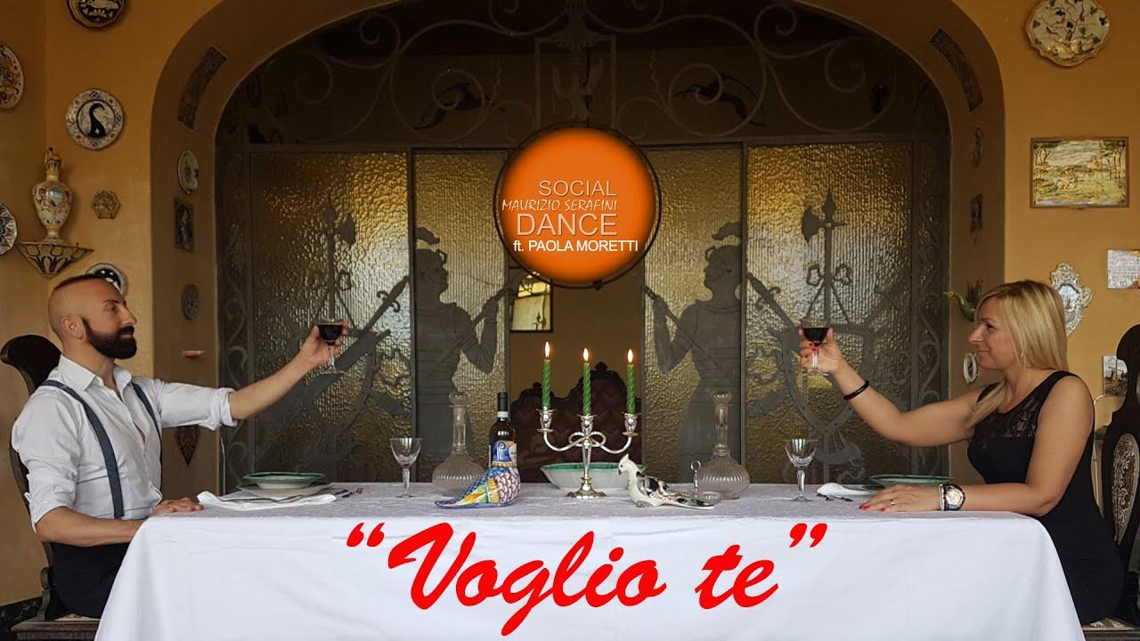 VOGLIO TE - LAMBERTINI/MALANOTTE \|/ BALLO DI GRUPPO \|/ COREOGRAFIA M. SERAFINI / P. MORETTI