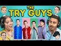 College Kids React To The Try Guys