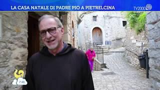 La casa natale di Padre Pio a Pietrelcina
