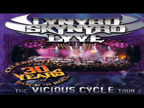 Lynyrd Skynyrd - That Smell (Live The Vicious Cycle Tour) ★ HD 720p.