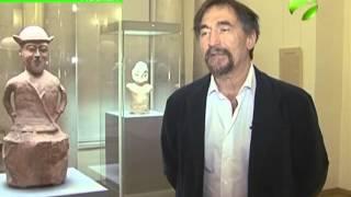 «Лики далеких предков». Так называется выставка, работающая в Москве