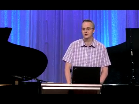 Hope For Today Ministries Prophecy Conference - Land That I Love - Paul Wilkinson (Pt8/10)