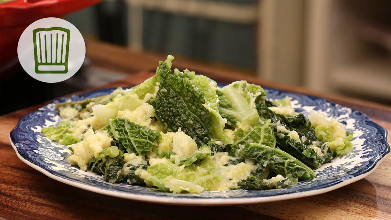 Wirsing Gemüse Rezept Chefkoch Youtube