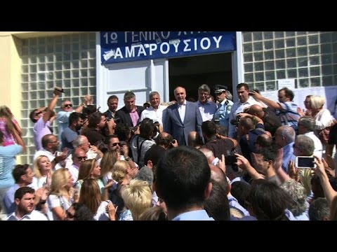 Tsipras Fights For Second Chance In Knife-edge Greek Vote