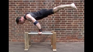 Planche Journey at 54 yrs old