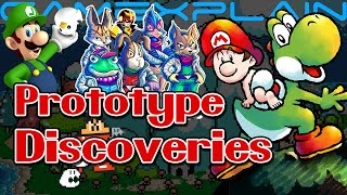 A Massive Nintendo Leak Reveals Early Prototypes: Crawling Baby Mario, A Human in Star Fox 2 & More
