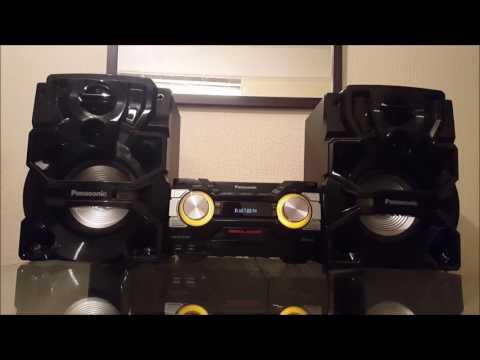 review of Panasonic SC-AKX660E-K Mini Hi-Fi system